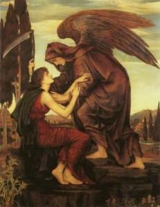¿Que se sabe en la doctrina sobre las diferentes formas de tratar  la materia muerta y  sus consecuencias?