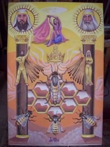 Ave Jah y el Nuevo Colmenar