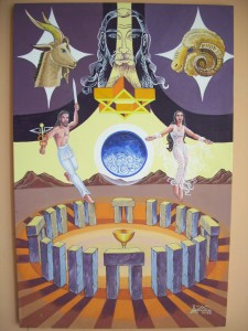 Ritual en la Montaña- El Vaho de Shiloh