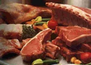 Hormonas en la carne