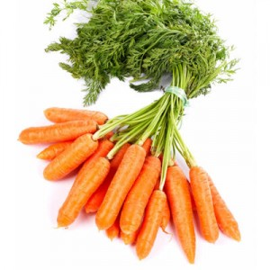 Zanahoria La Reina del Betacaroteno