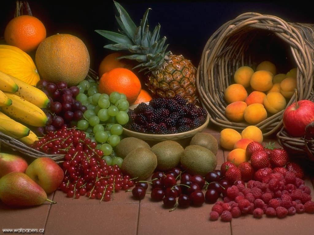 Frutas Escenciales para  la Buena Salud