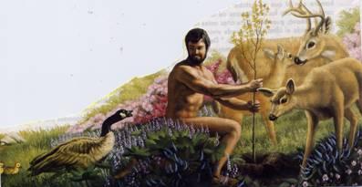 Adán y el ADN