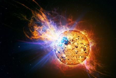 Que hay Detrás de las Explosiones Solares