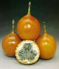La Granadilla o Fruta de la pasion