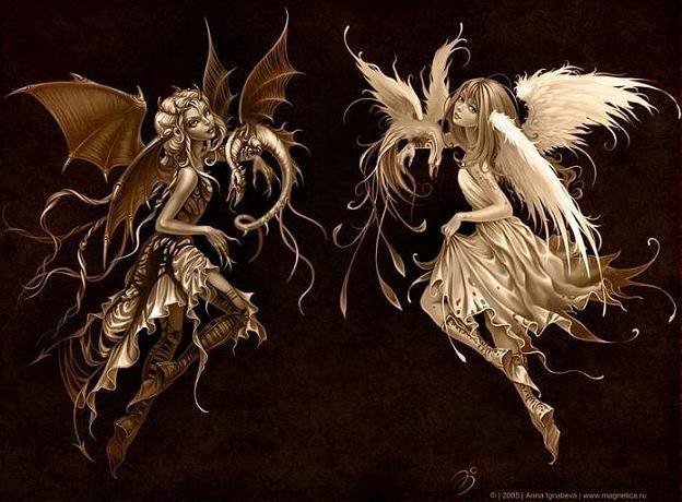 Diferencia entre Lucifer y Satán desde la Rebelion en los Cielos