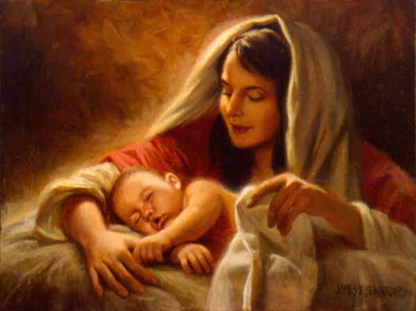 El Misterio de La Virginidad de María (Miriam) La madre del Cristo