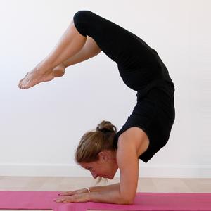 Gimnasia y Posturas de Yoga