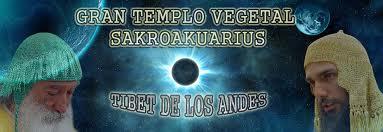 Poesía El Templo Vegetal SakroAkuarius