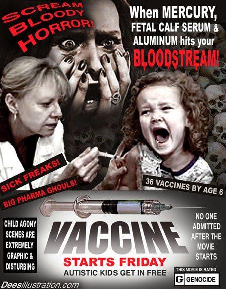 Programa de Vacunación ha Provocado 145 mil Muertes Infantiles en últimos 20 Años