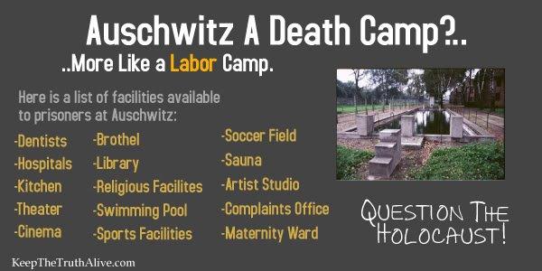 50 Preguntas Sobre la Farsa del Holocausto
