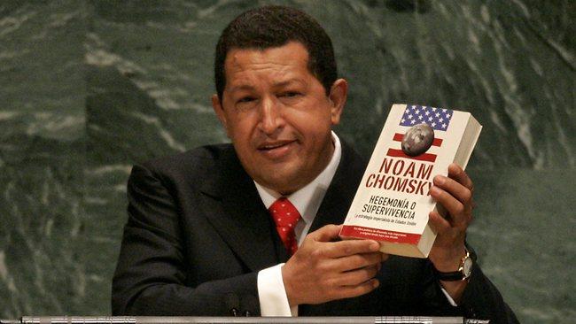 Por Qué Estamos con Chávez y no con el Sionismo