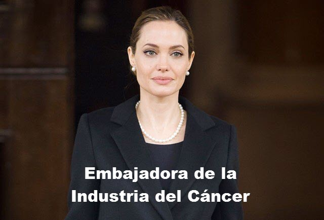 Angelina Jolie Engañada por Médicos para Mutilarse sin tener Cáncer