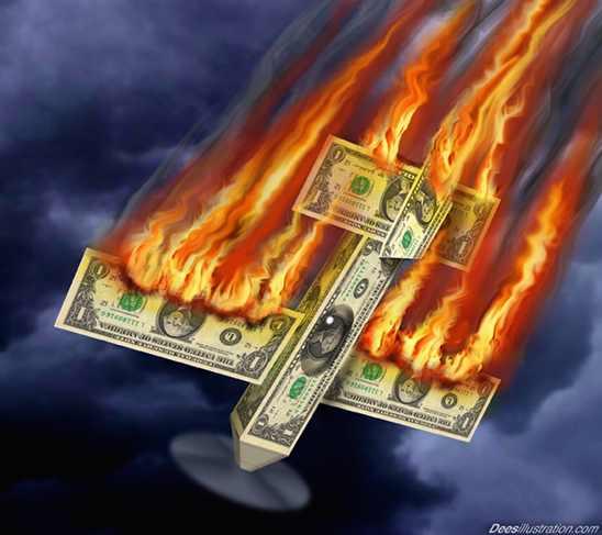 Comienza Cacería para Capturar a quien Imprime Dólares y Euros de la Nada