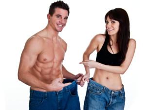 pareja-feliz-peso-ideal