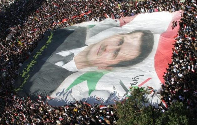 Cómo los Medios Sionistas Fabrican la Realidad sobre Siria
