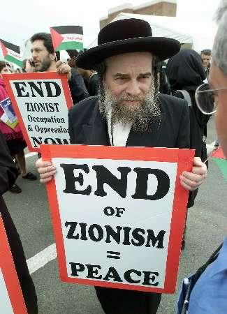 El sionismo en el mundo actual