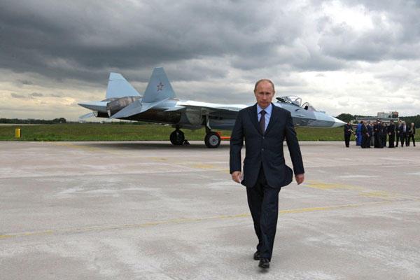 Rusia lista para atacar a Arabia Saudita si Occidente ataca a Siria