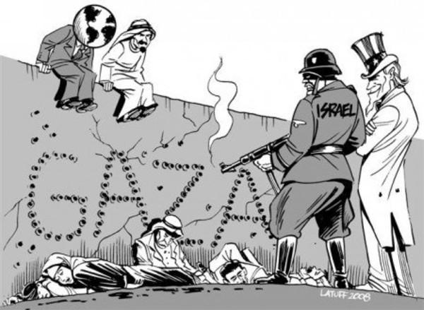 Los sionistas ya no tienen donde esconderse en 2017