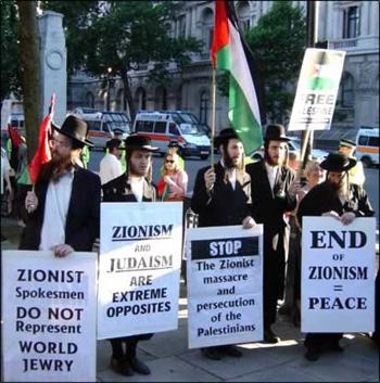 Los judios sionistas y sus nuevas tácticas