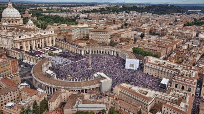 El Poder del Sionismo y la Iglesia de Roma