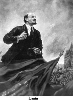 Lenin: El Tonto Util es Inmortal