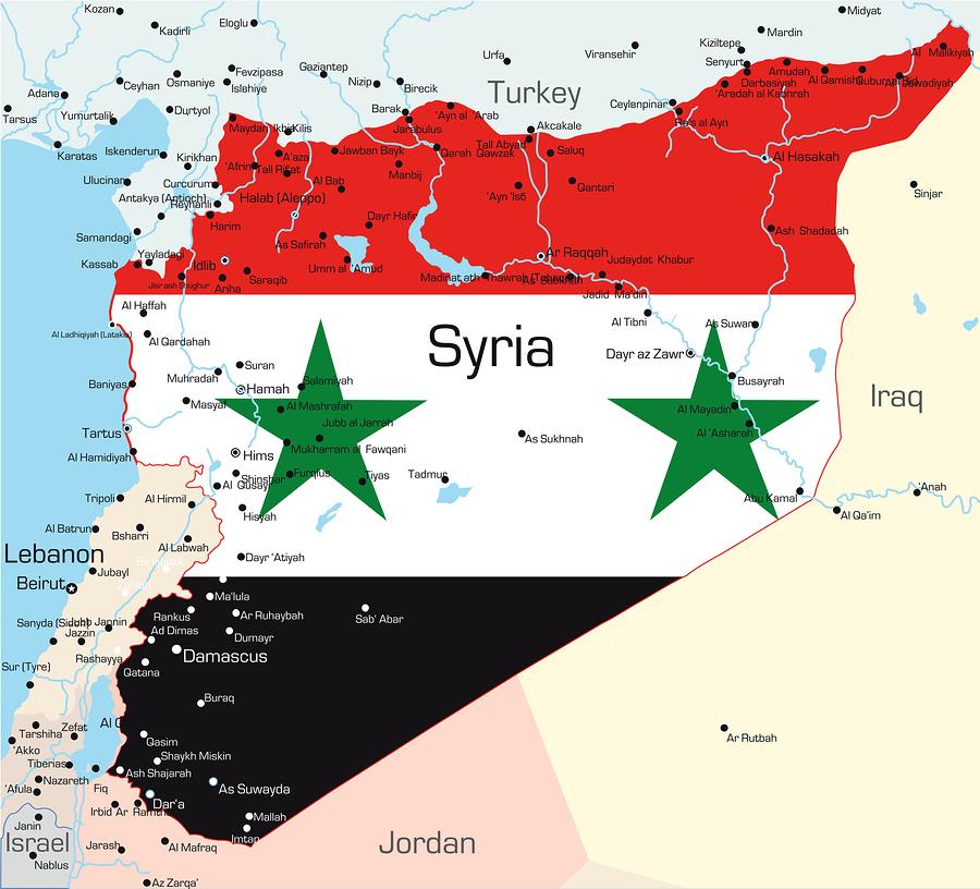 Conectando los puntos entre Siria, Fukushima, las amenazas terroristas Sionistas