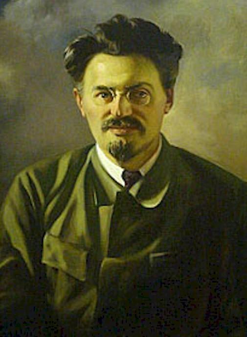 Leon Trotsky: Cínico y Sádico