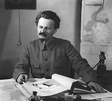 Trotsky un Déspota Implacable