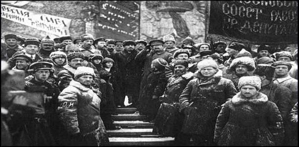 Tratos Con Los Bolcheviques