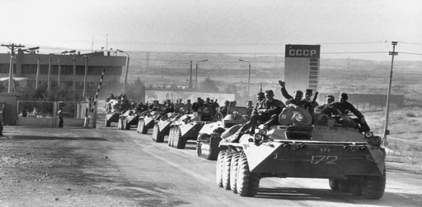 Promoviendo el Régimen Soviético