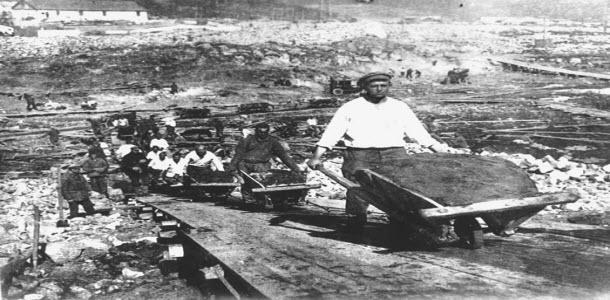 Los Esclavos Extranjeros En La Unión Soviética