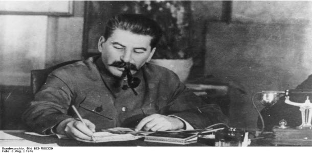 La Guerra Santa de Stalin