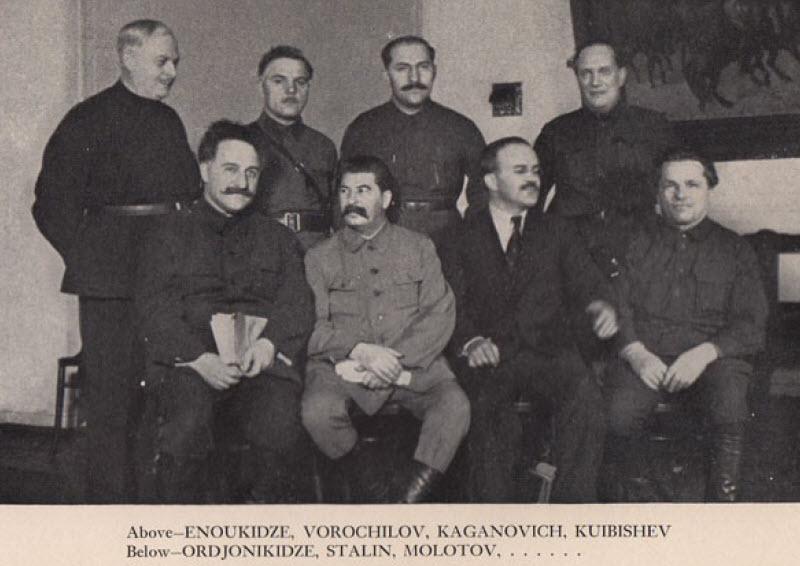 El Lobo Sanguinario del Kremlin Lazar Kaganovich