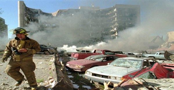 La Destrucción en la Ciudad de Oklahoma