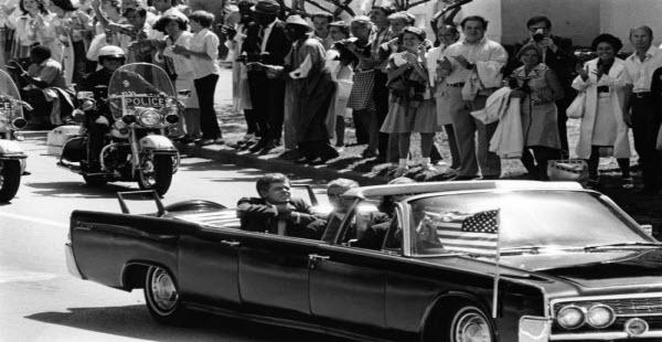 El Presidente John F. Kennedy
