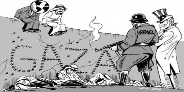 La excusa del anti-semitismo para no criticar las guerras de Israel