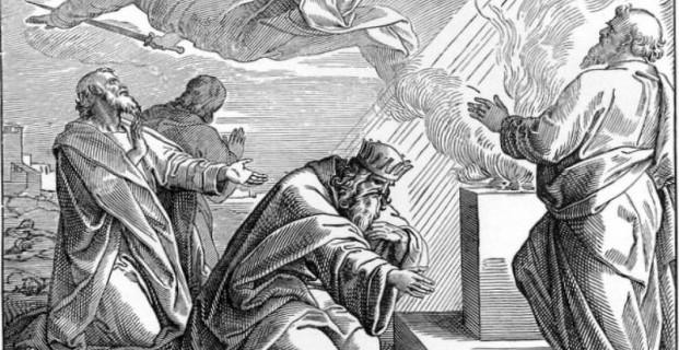 El Puevlo de DIOS no debe ser sensado