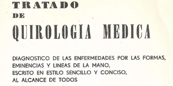 Líneas de la mano y el diagnóstico médico