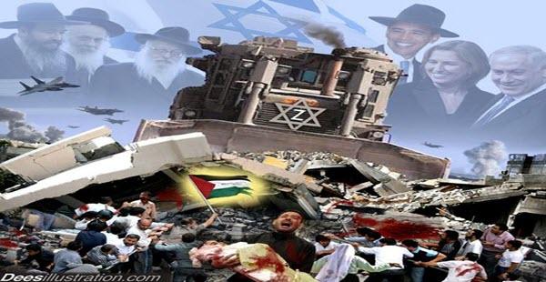 Piezas claves del sionismo están cayendo una a una