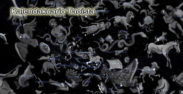 El Calendario TAO con sus 13 Constelaciones