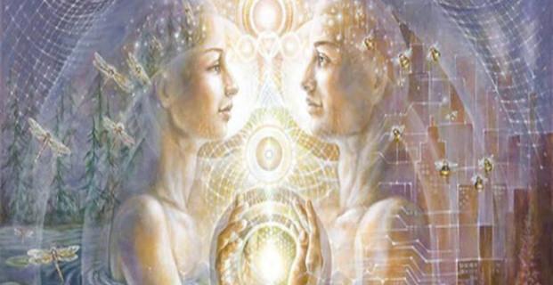 El Eterno Femenino y las Almas Gemelas