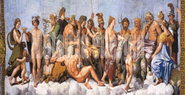 Símbología Esotérica de Dédalo, Ícaro, Teseo y el Minotauro de la Isla de Creta.