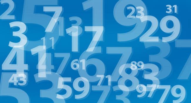 Plegaria de los Números