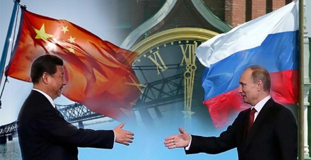 Mensaje de los Presidentes de Rusia y China al sionismo internacional