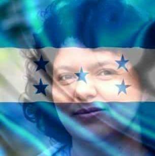 Poema a los Rios por Berta Caceres