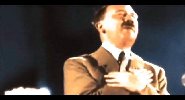 Rusia Today publica fotos inéditas de Hitler