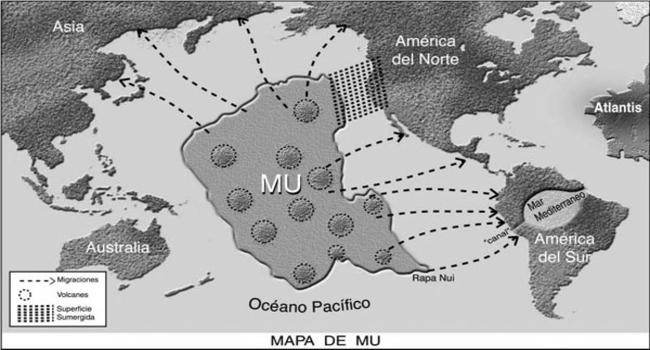 Conferencia 30: Investigación sobre el Continente Mu de la Lemuria – Temporada I