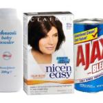 quimicos en el hogar que producen cancer