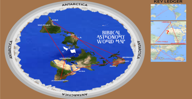 La Tierra Plana: La conspiración Número 1 del 2016